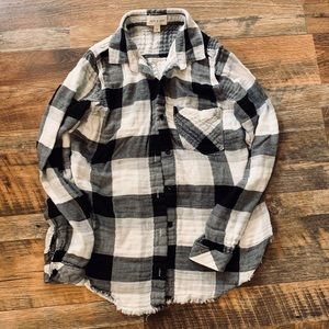 Cloth and Stone Flannel